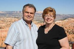 Bryce Canyon National Park - Lynda and Randy