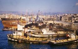 364 Piraeus Harbour Greece