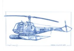 Copter rough
