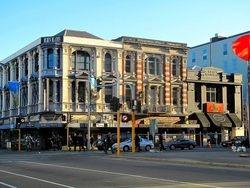 Ruben Blades Building Christchurch