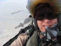 Naval Air Ops Over Afghanistan