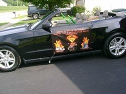 2011 Mustang Convertible