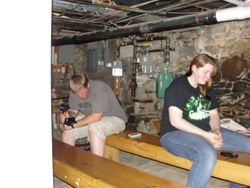 Orphanage Basement Investigation