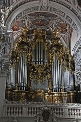 St. Stephen's Church in Passau