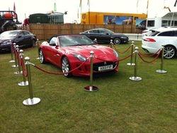 At The Royal Norfolk Show