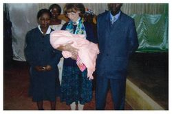 Baby Dedication Nairobi