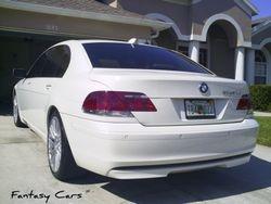 Larry ----BMW 750li