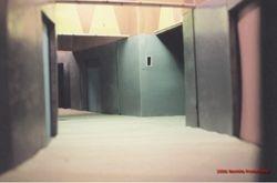 Cardboard Enterprise Corridors -pic