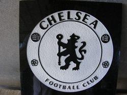 Chelsea Football club badge sample
