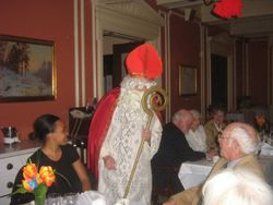 St. Nicholas Himself at University Club