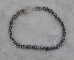 Thin Chain pea pod chain.