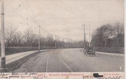Riccarton Road 1905