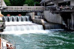 Leland Dam
