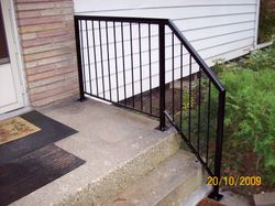 Residetial  hand railings