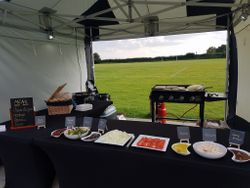 Outdoor BBQ Hire.