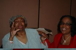 Mother Lites (Pastor Bell grandmother)