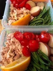 Tuna Lunch Nicoise Salad