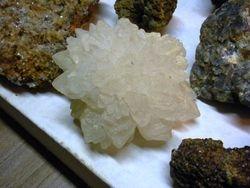 Calcite Flower