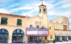 Hanford Theater, Visalia