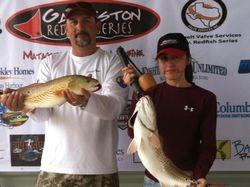 Galveston Redfish Series 2013
