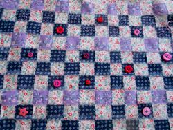 Sheila's woven piece