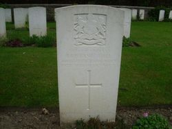 Pte. 353004  ROWLAND  HILL, 2nd 9th Bn.