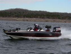 Terry Holder & New Ranger Z-520