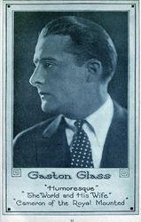GASTON GLASS