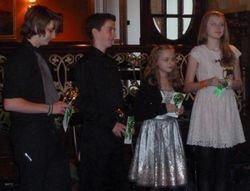 SAA Winners 2013