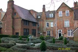Christchurch Mansion & Wolsey Garden