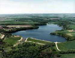 Overview of Homme Dam