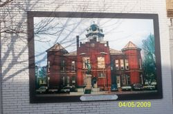 The Old Courthouse, now gone