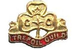 1946 - 1992 Trefoil Guild Promise Badge
