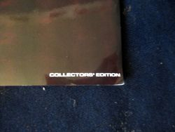 Note of Collectors? Edition on Front Cover of Starburst Magazine #468: 2020 Preview Issue Collectors? Edition