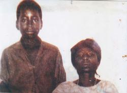 Chief Charles Taku and Mama
