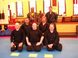 Black Belts and Masters