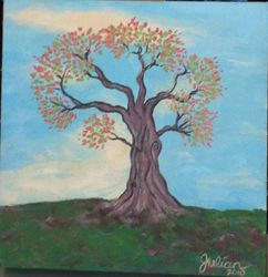 Study of trees - Spring
