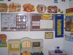 Our Circle Time Bulletin Boards