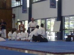 Master Maruyama Seminr 2008