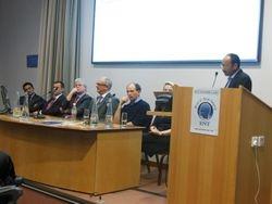 Mr Vin Paleri conducts the H & N panel