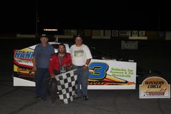 Dirt Sportsman Feature Winner