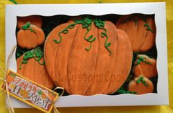 Pumpkin Gift Box