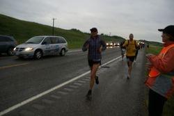 Erna running leg 1