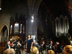 Michael John Chamber Orchestra with Regina Nathan