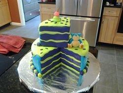 Pokemon Cake (Snorlax)