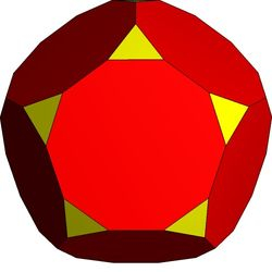 14-Truncated dodecahedron