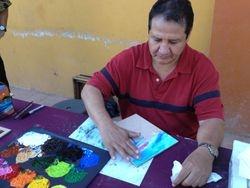 pintores del mercado cultural