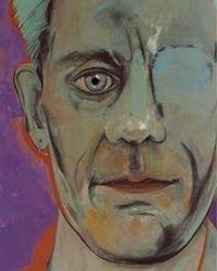 """""""Self Portrait""""-Detail, 2000"""