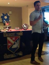 Caldicot Town 1st Team Manager Mark Williams