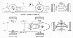1964 Ferguson P104 NOVI